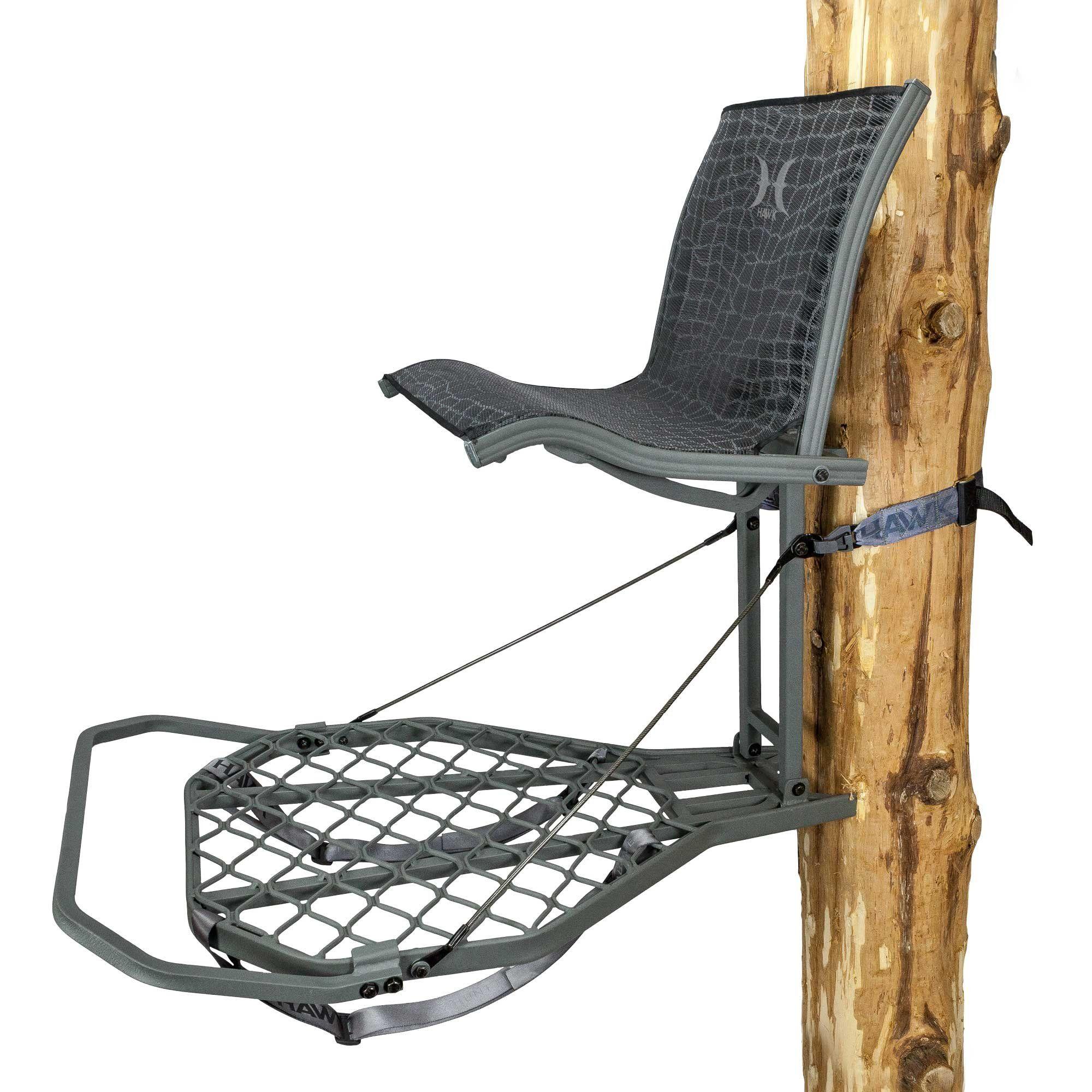 Hawk HELIUM KICKBACK HangOn Treestand https