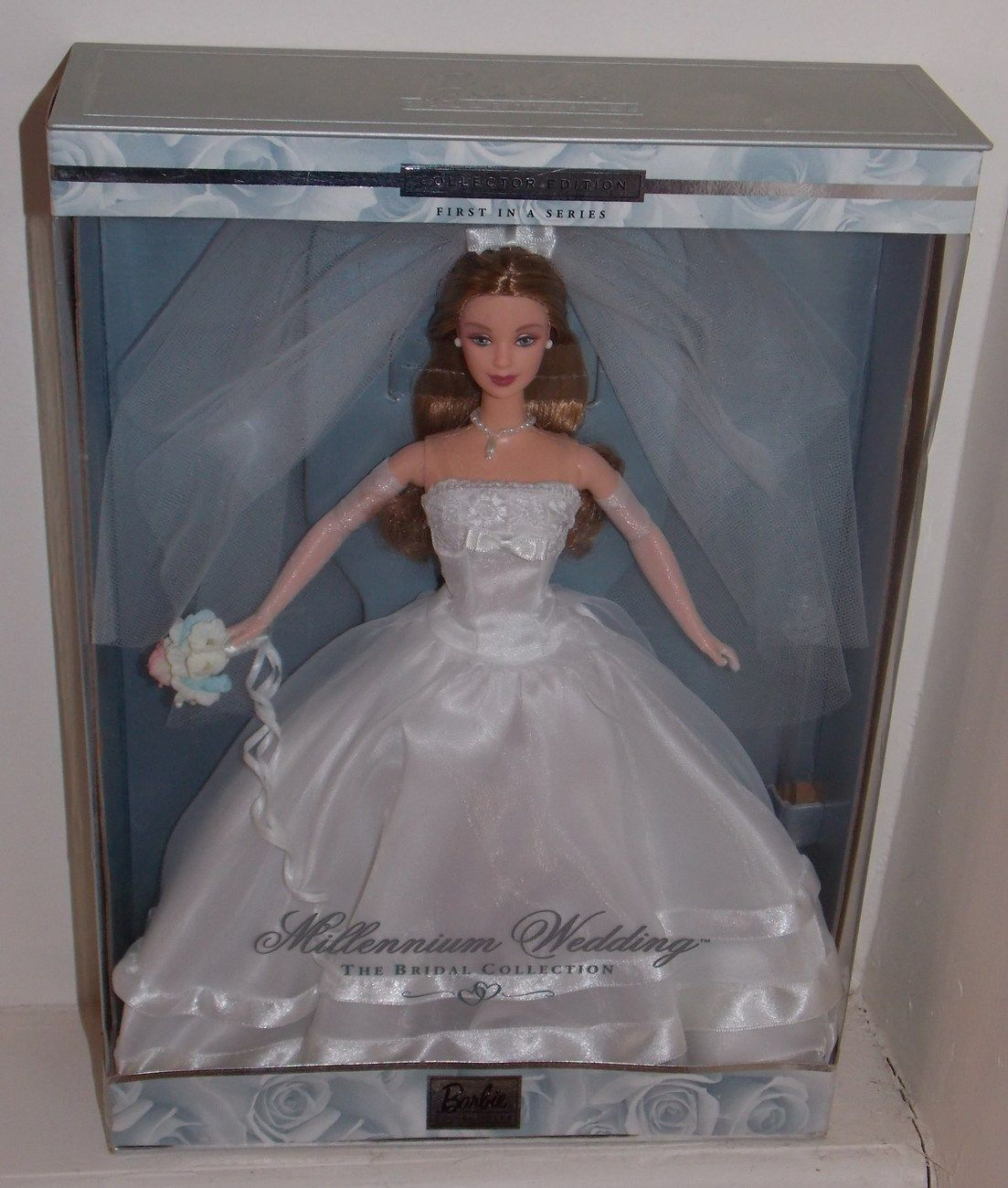 Dolly Bridal Collection: Millennium Wedding Barbie Doll Bridal Collection New In