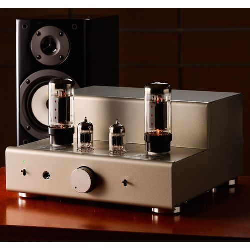 Elekit Tu 8200r Stereo Tube Amplifier Kit With Images Diy