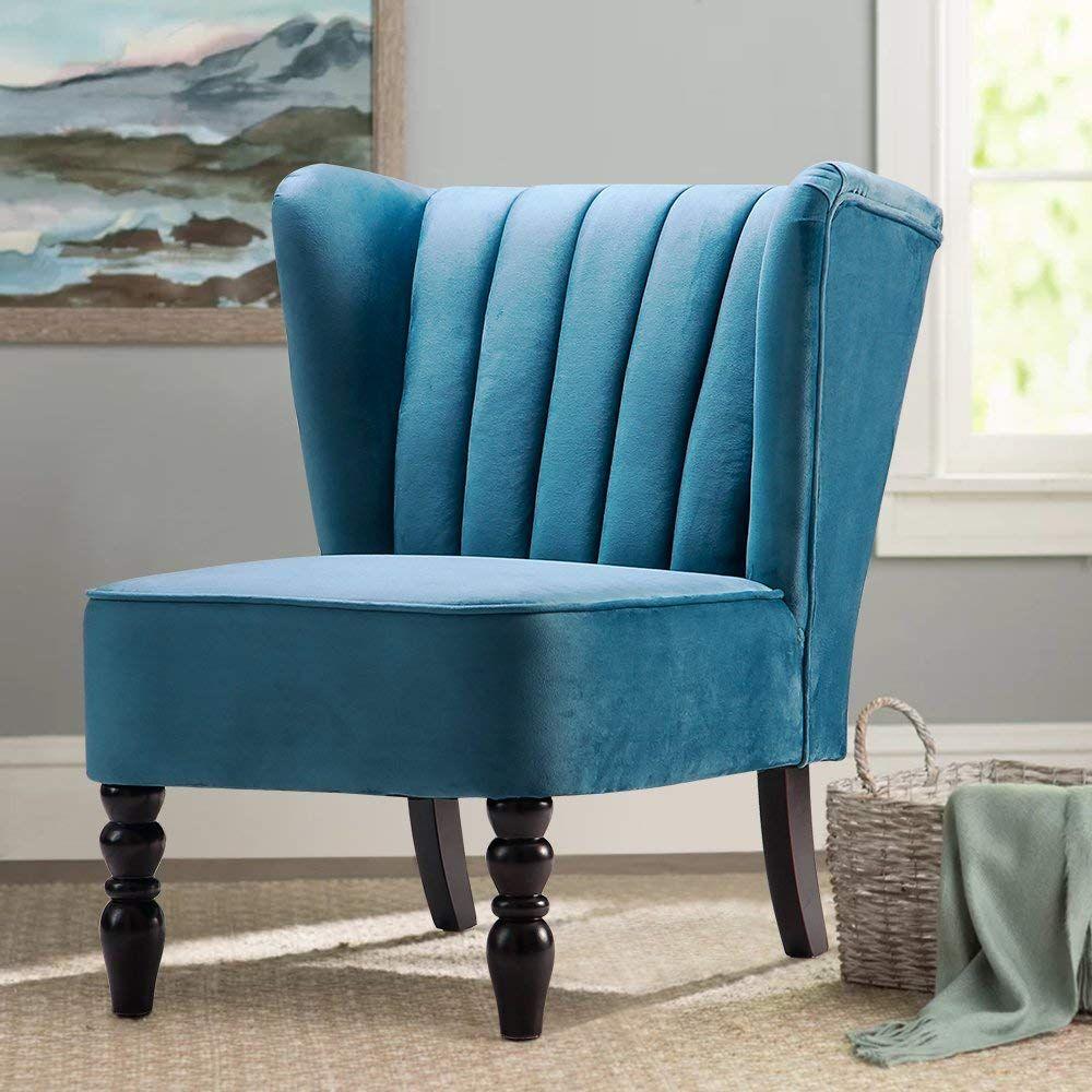 Best Amazonsmile Harper Bright Design Pp038723 Accent Chair 400 x 300