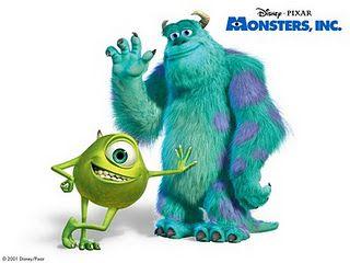 Monsters Inc Transfer Diego Film Disney Films D