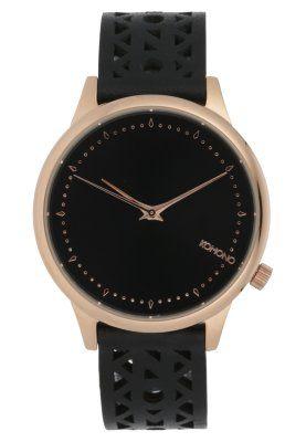 ESTELLE - Horloge - roségold/schwarz