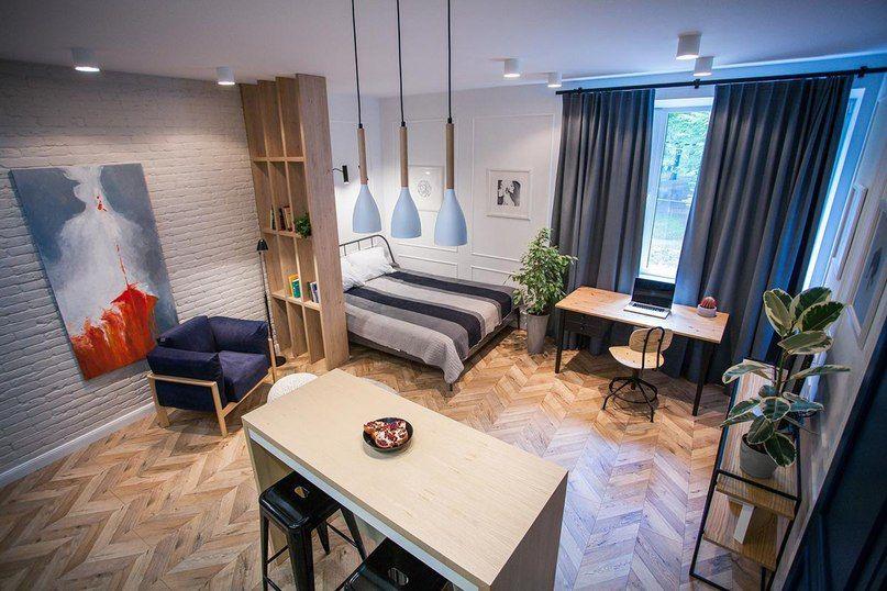 ДИЗАЙН ХРУЩЕВКИ | Дизайн для небольшой квартиры ...