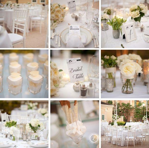 Elegant Wedding Reception Decoration | ... wedding and venue ...