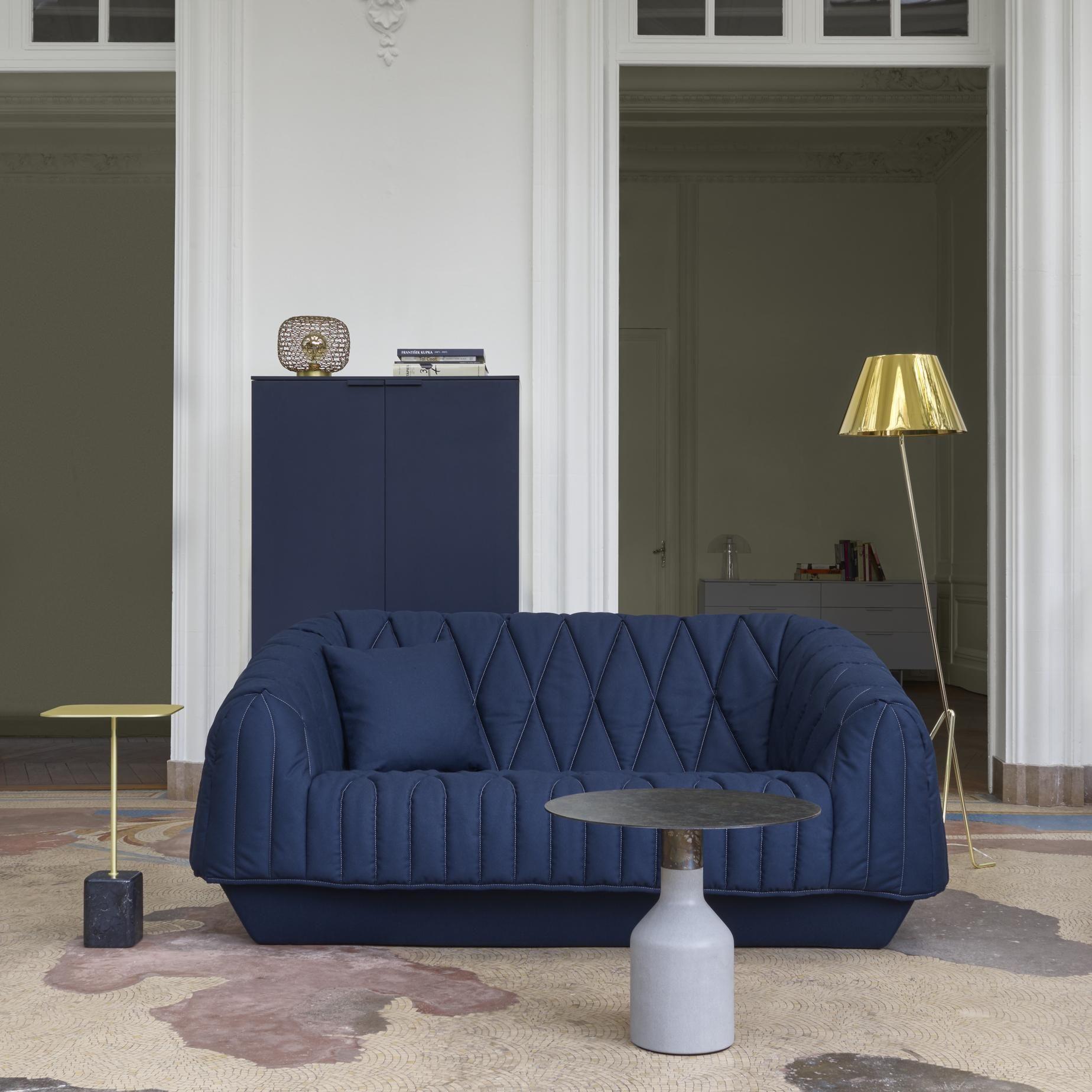 Ligne Roset Dresden cover 2, sofas designer : marie christine dorner   ligne roset