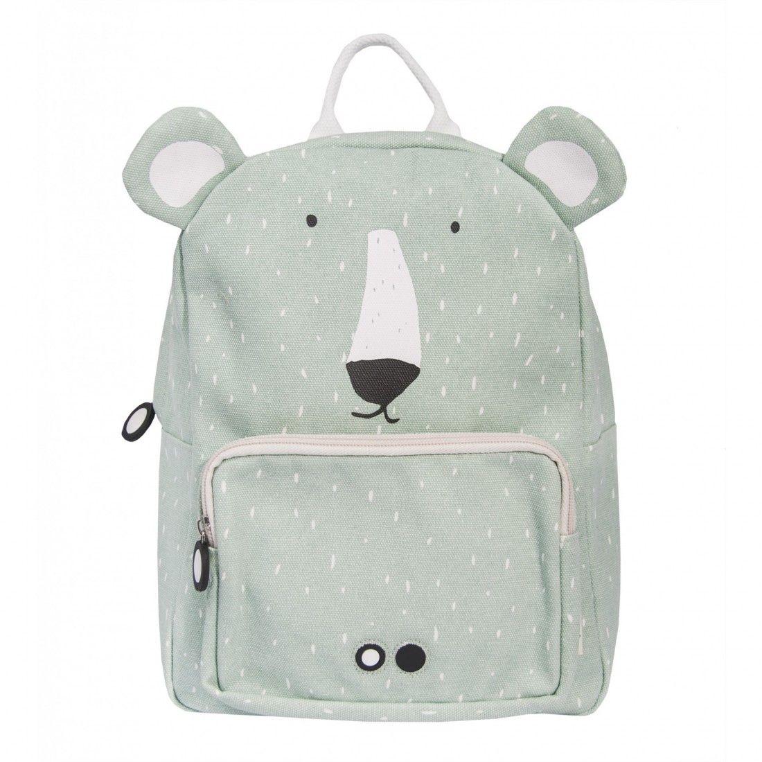 13c0c65131e Παιδική τσάντα - Mr polar Bear | Τσαντες για το Νηπιο // Backpacks ...