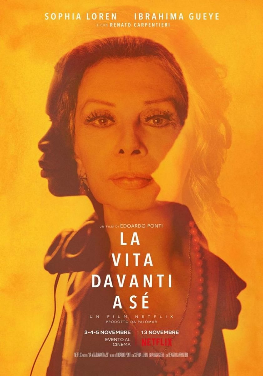 La Vida Por Delante El Regreso De Sophia Loren Al Cine Lanza Trailer Oficial Filme Netflix Filmes Italianos Filmes De Drama