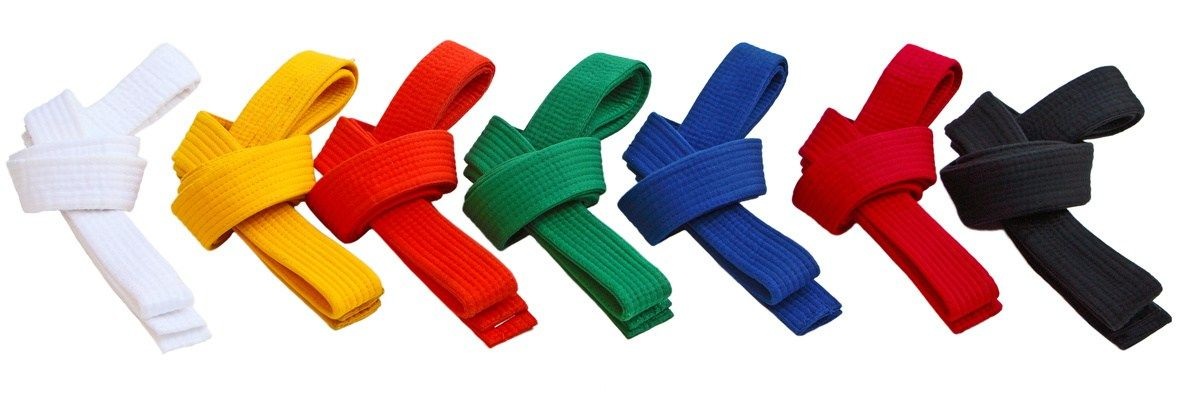 what does the green and yellow belt mean in bjj