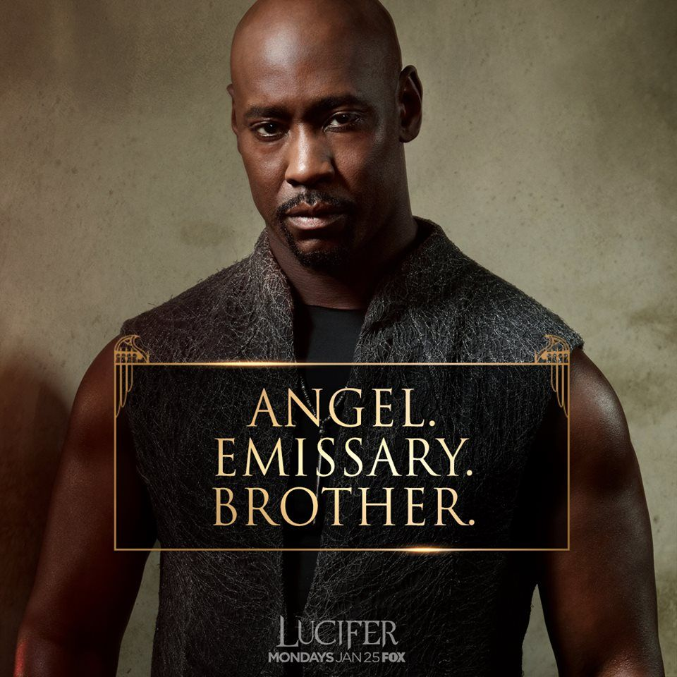 Lucifer Netflix Cast: Every Party Needs To Be Crashed.. Amenadiel's Here For