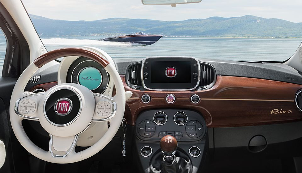 Fiat 500 Versione Riva 2016 N A Interior Italie Auto S