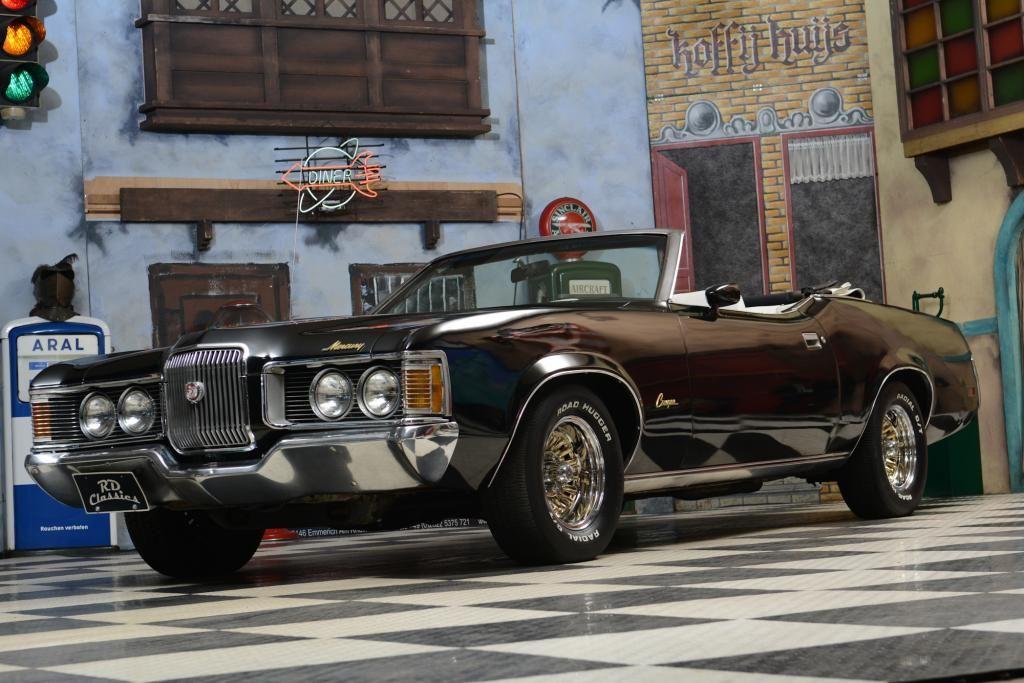 1972 mercury cougar xr7 convertible oldtimer kaufen de. Black Bedroom Furniture Sets. Home Design Ideas