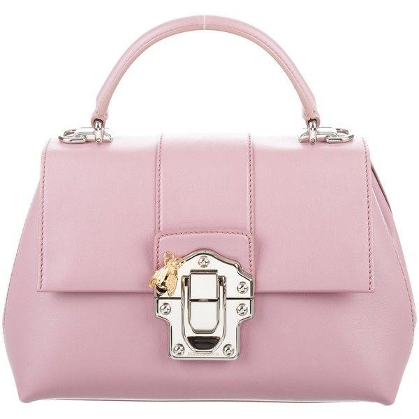 Pre-owned - Leather mini bag Dolce & Gabbana Qehc4psQ
