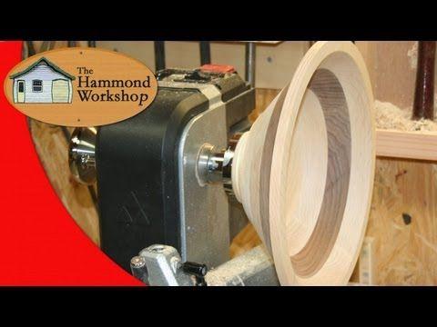 One Board Bowl Economy Bowl Wood Turning Wood Turning Turn Ons Wood Turning Projects