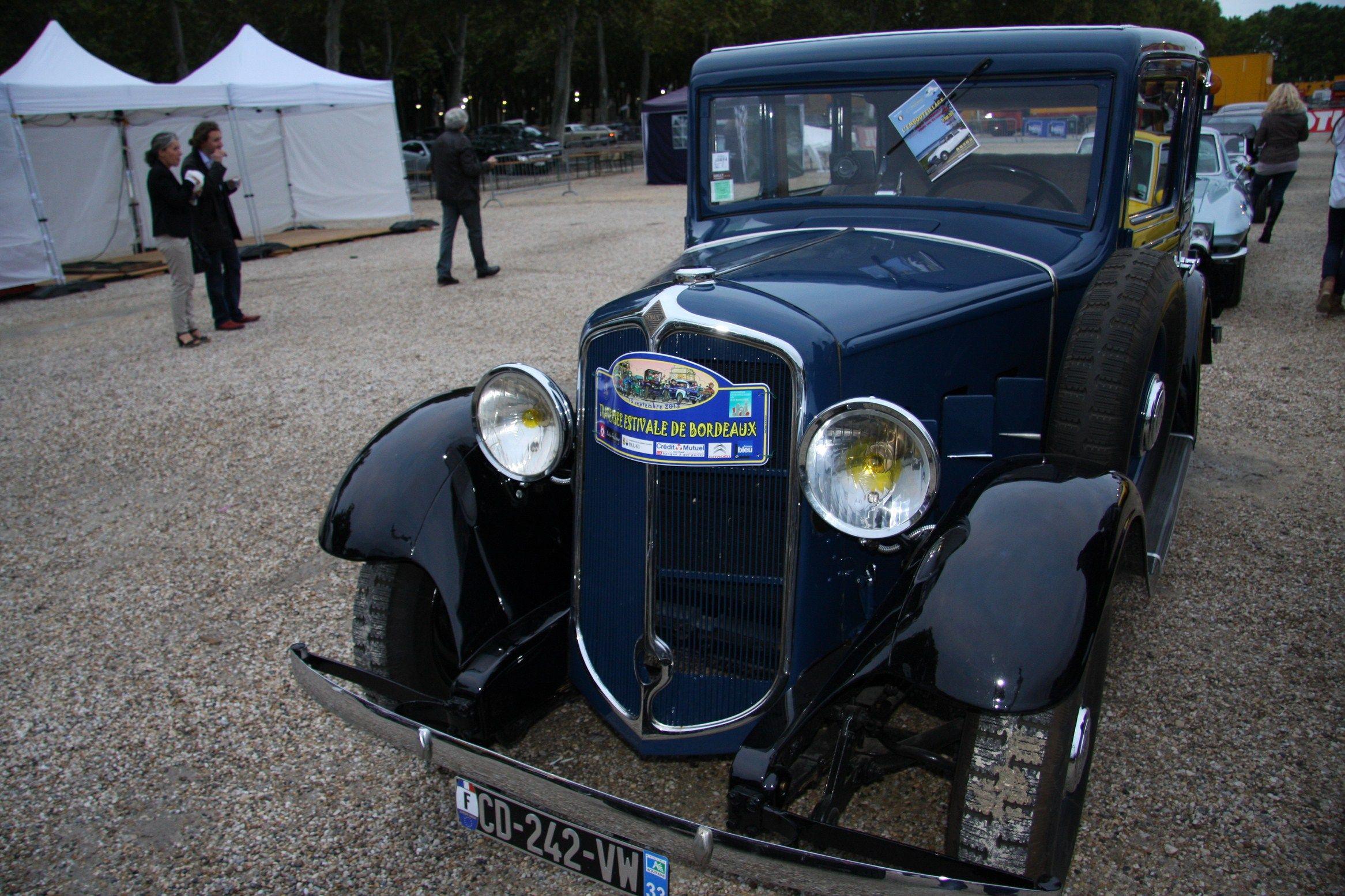 Voiture pdales Ford 1930 pompier -1932 dans Voiture