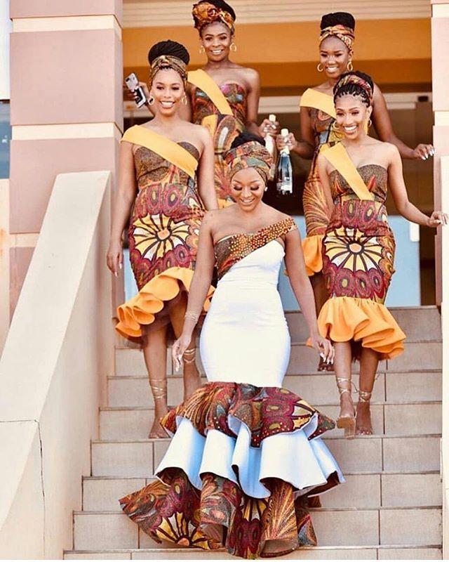 Latest African Fashion styles - Beautiful S.Q.U.A.D #ankarastyles#ankaracollections #asoebibella#asoebi#kente#kentestyles#fashionblogger#ankarafashiongallery#ankarawoman#9ja#9jaslayers#naija#ankarafashion#ankarastyles#africanprint#africanfashion#waxprints#accragh #africandressstyles