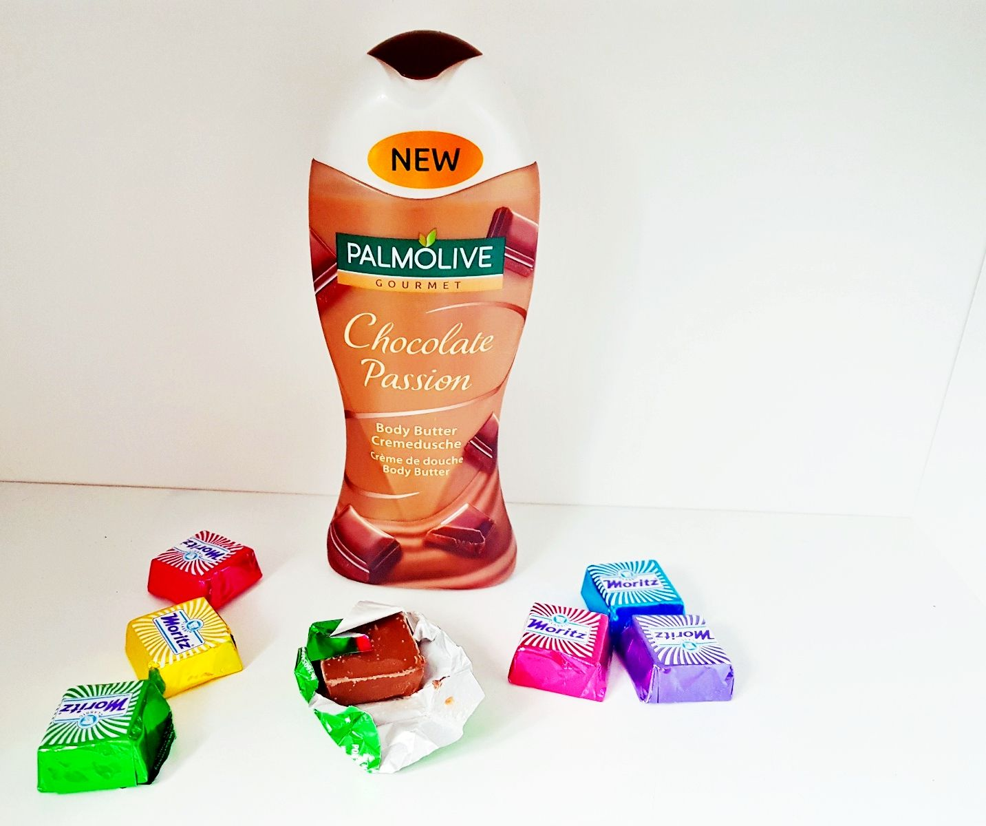 Palmolive Cremedusche Gourmet Chocolate Passion