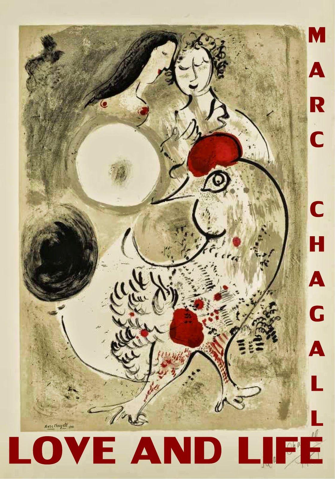 Love and life - Marc Chagall al Chiostro del Brama...