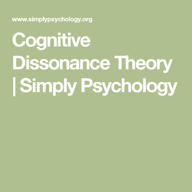 from Stephen cognitive dissonance and gay and anger