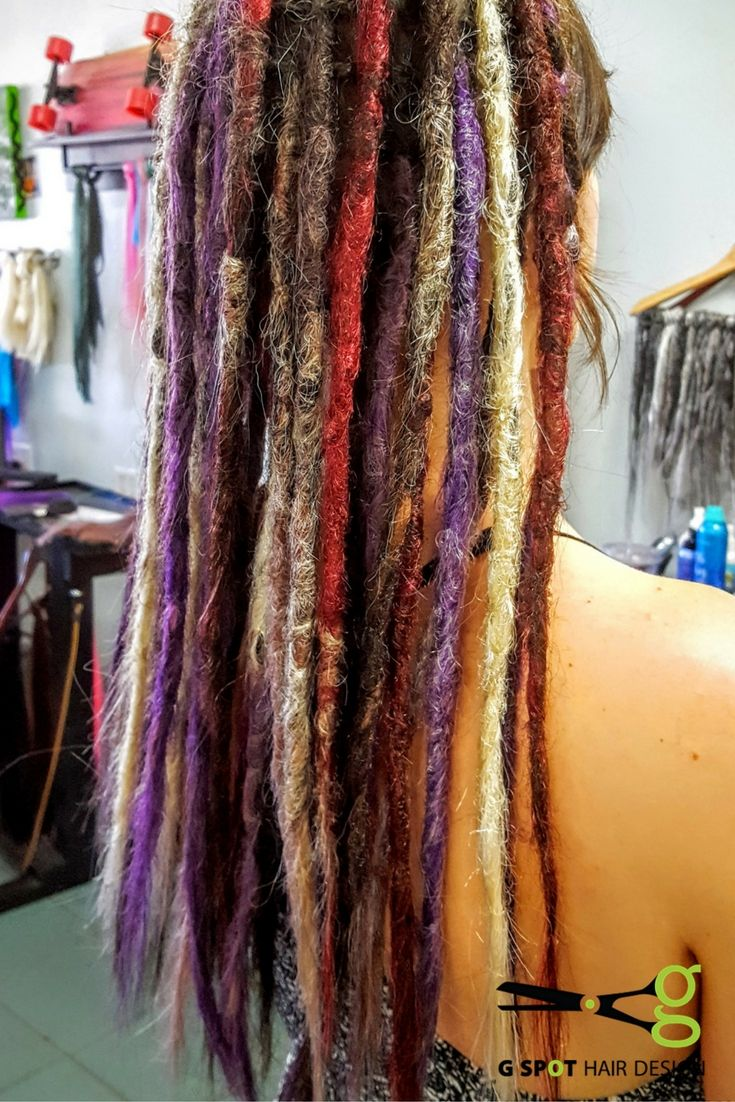 G Spot Hair Design Locticians Are Your Dreadlock Extension