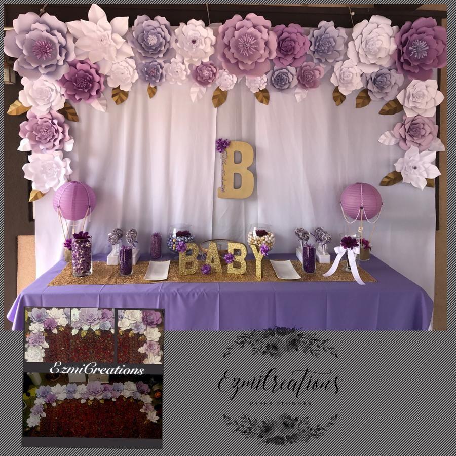 c79e0594a Paper flower DIY kit (please read announcement in description)