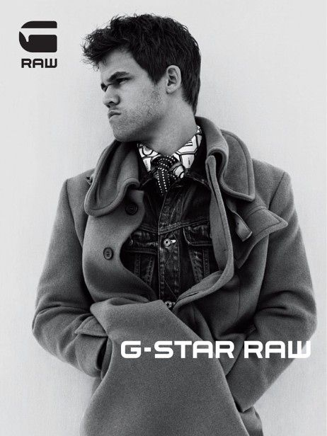 magnus carlsen | G star men, G star raw