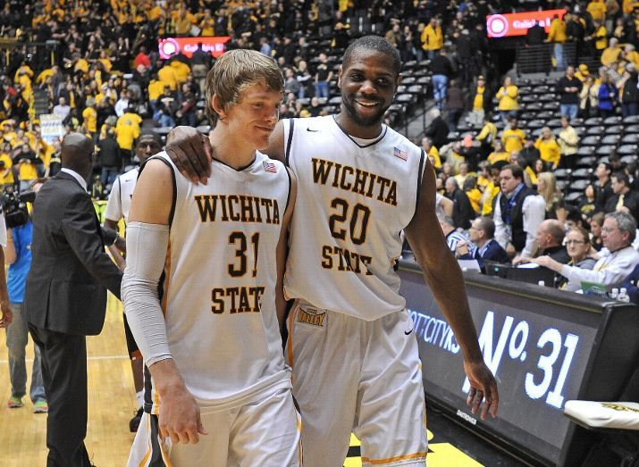 Indiana State Sycamores vs. Wichita State Shockers - Photos - January 18, 2014 - ESPN You've seen us before, you know who we are, we are Shockers!