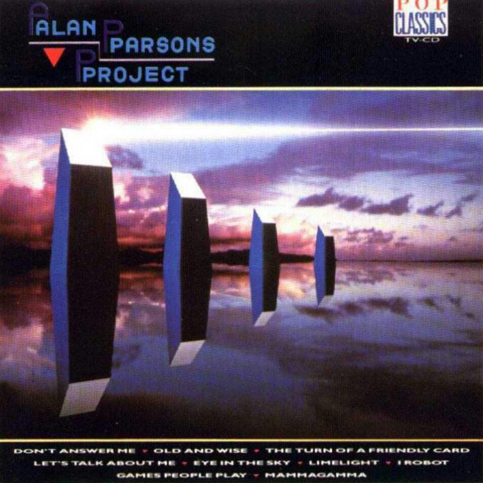 Alan Parsons Project With Images Alan Parsons Project Alan
