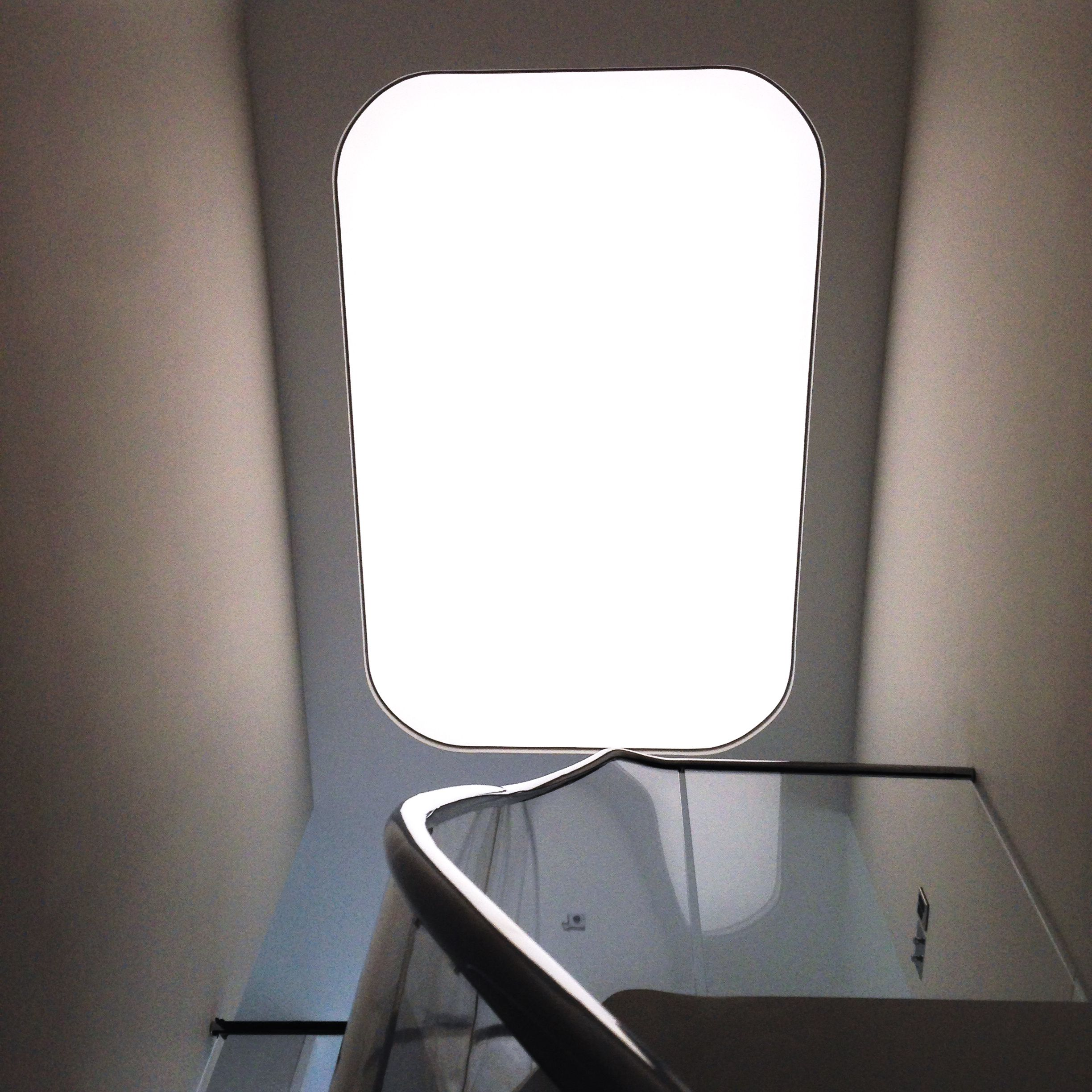LED Skylight in Central London Penthouse