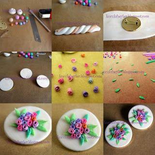 kilden kart ♥ polimer kil/fimo, resin ve kart yapım çalışmaları ♥: polimer  kilden kart