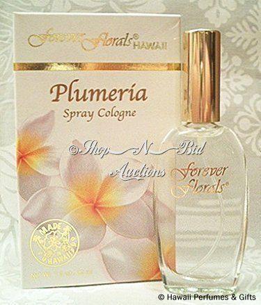 Forever Florals Hawaii Plumeria Spray Cologne 1 Oz 13 98 Zoete Geur