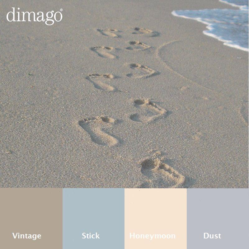 dimago New Traditionals verf, soft pastels. #chalkpaint #krijtverf ...