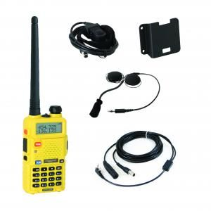 Ideal for group rides, the Rugged Radios Car-To-Car System