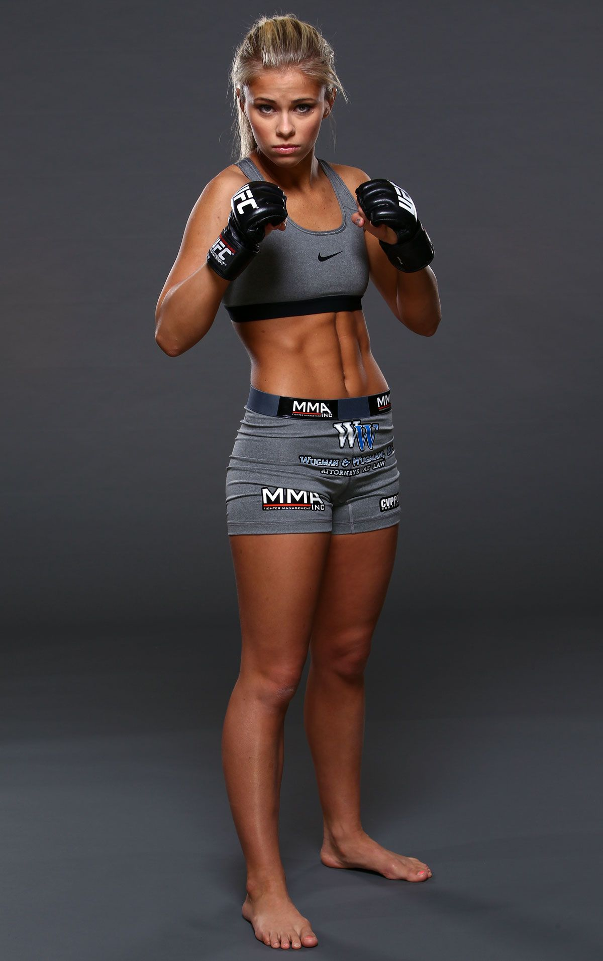 how to become a woman ufc fighter