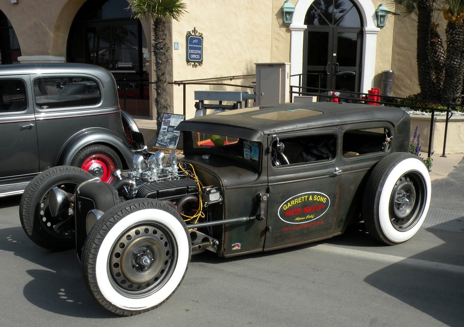 Me and my dad love the Rat Rods, low grinders! | Hot Rods ...