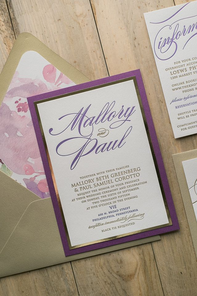 Faith Suite Fancy Fl Package Wedding Invitations Weddings And Response Cards