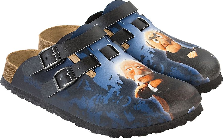 Waldorf and Statler birks.I so want these | Birkenstock