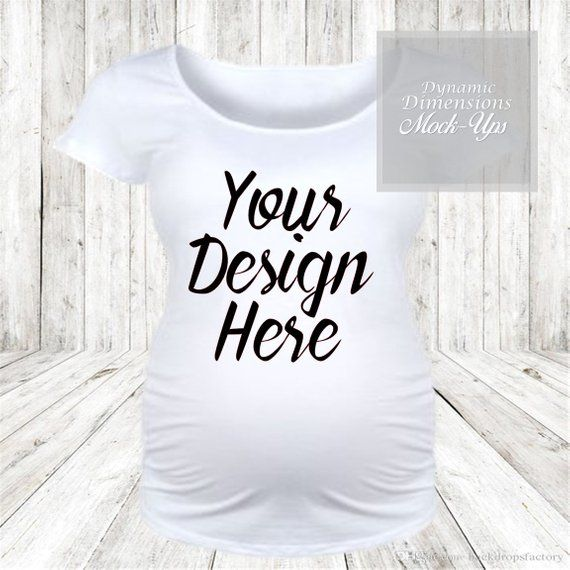 23ecfc373cae1 Pregnancy Mockup Maternity T Shirt Mockup Bella Canvas 3001 White ...