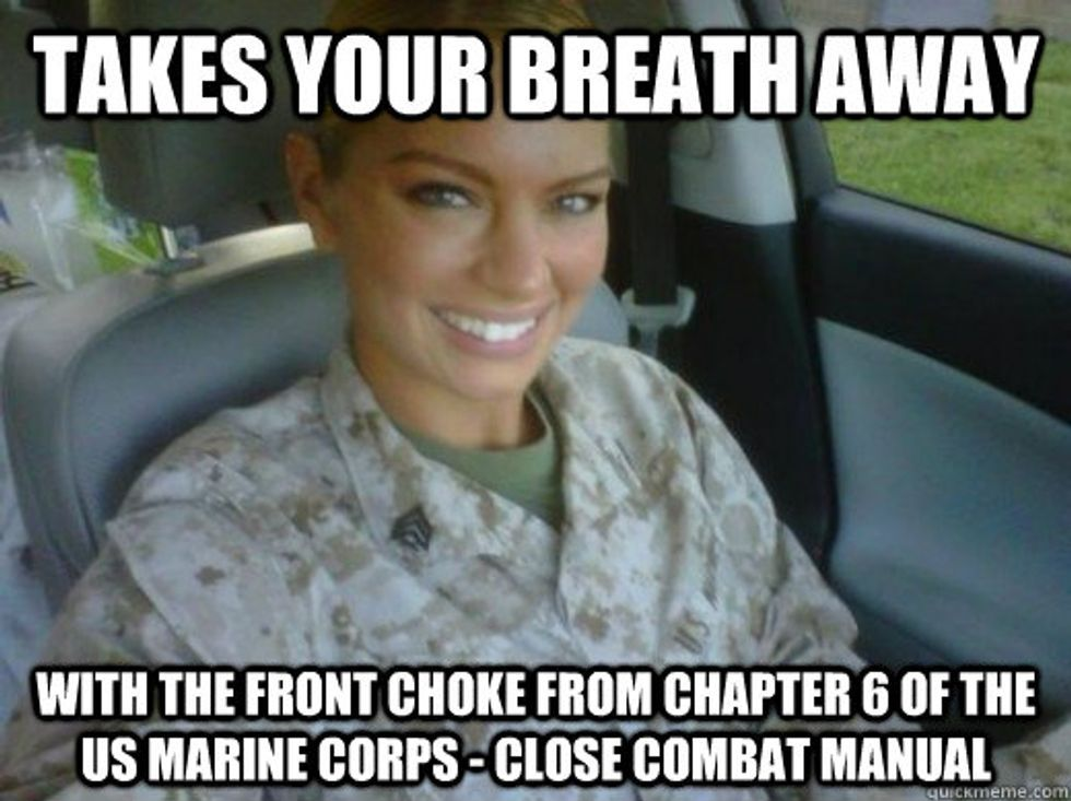 The Top 15 Military Memes Of 2015 We Are The Mighty In 2020 Marine Corps Memes Marine Corps Humor Marines Funny