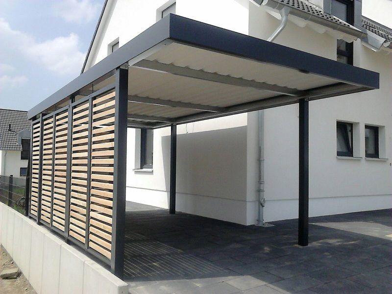 Carport Sichtschutz Carport Von Siebau In 2020 Carport Designs House With Porch Carport Garage