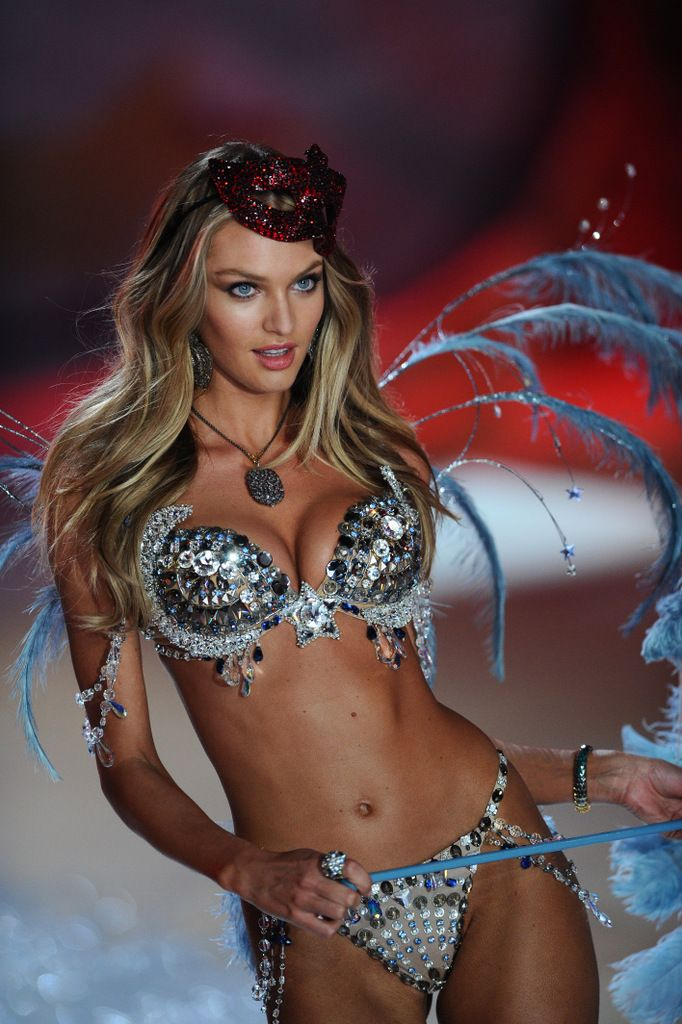 Candice Swanepoel - Circus for VSFS 2012