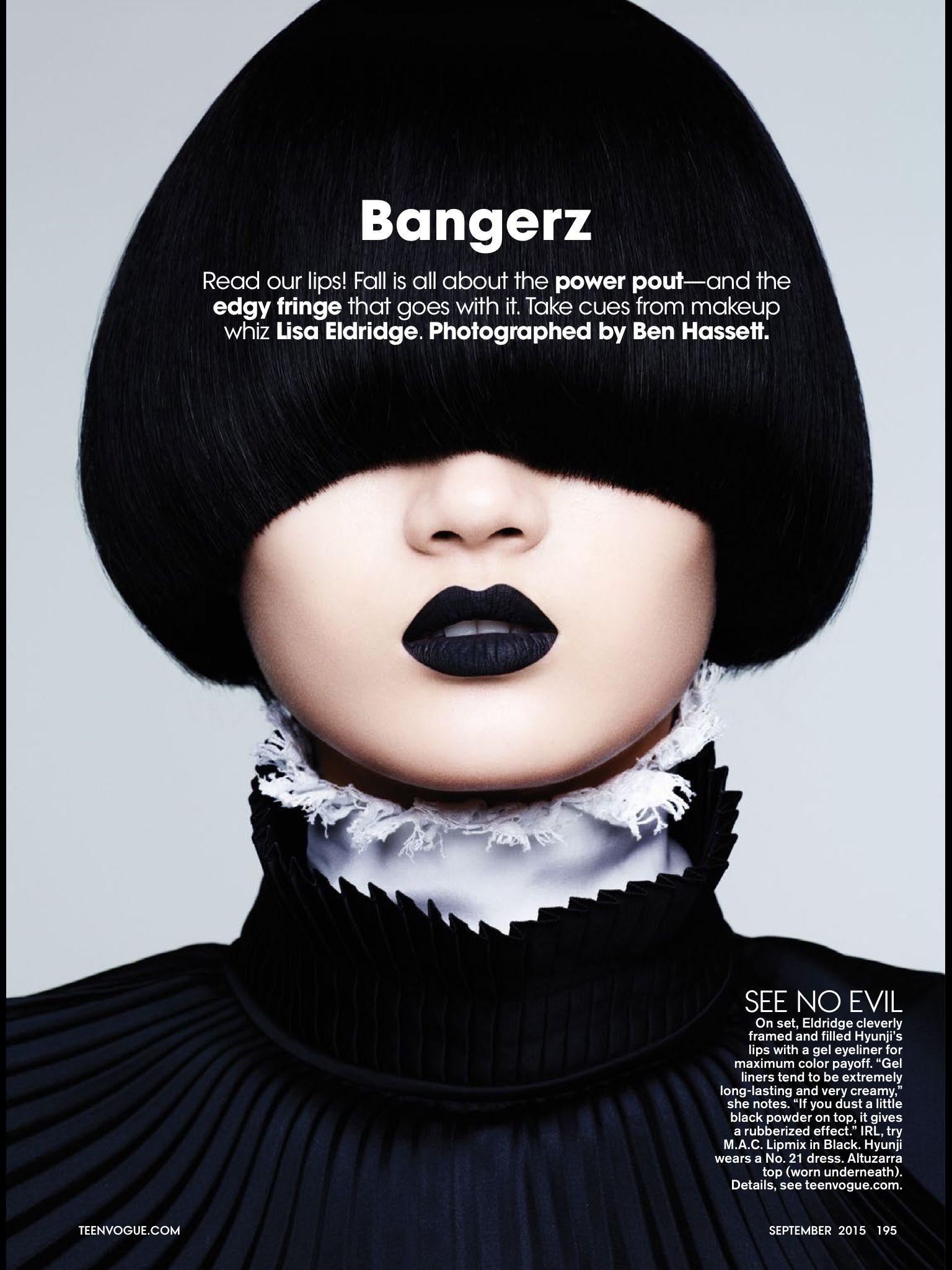 Teen Vogue September 2015