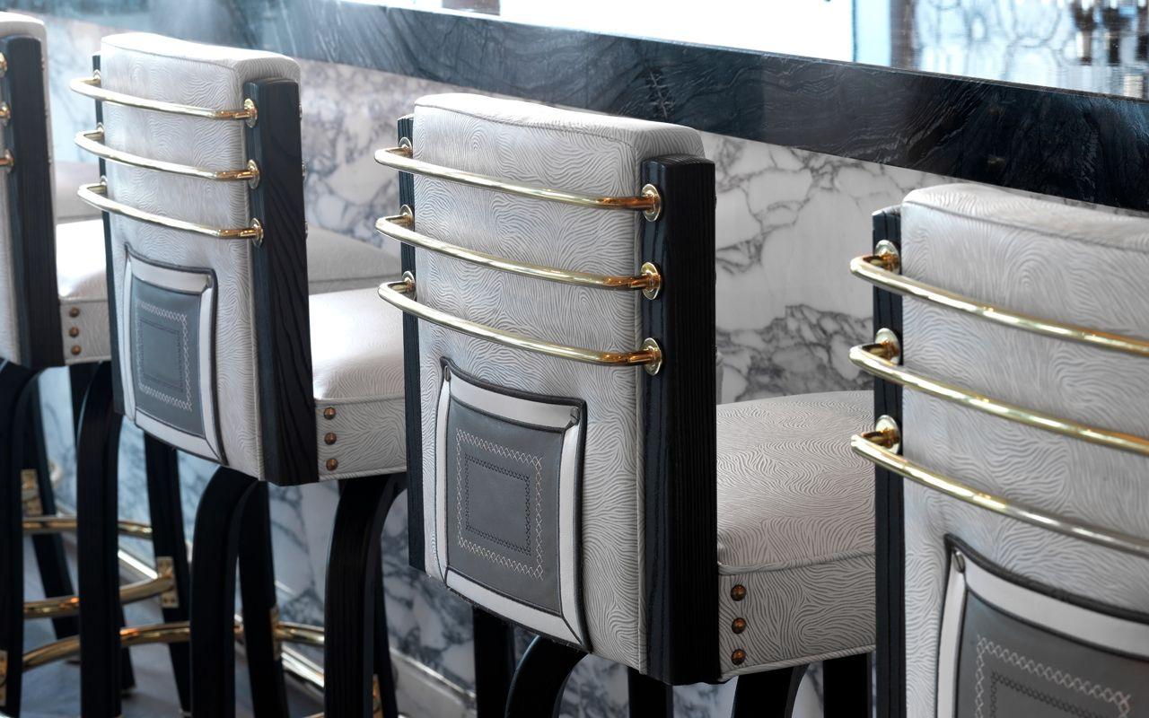 Scarpetta Fontainebleau Miami Beach Luxury Restaurant Interior Design