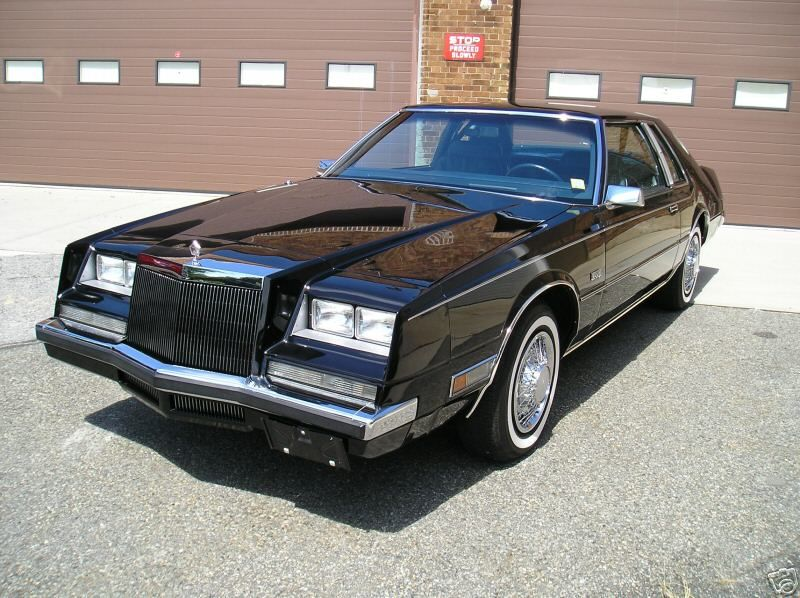 1982 Chrysler Imperial In 1981 The Headlamp Doors Were Chrome