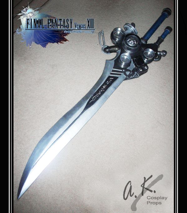FFvXIII - Advance Weaponry by AmenoKitarou on DeviantArt