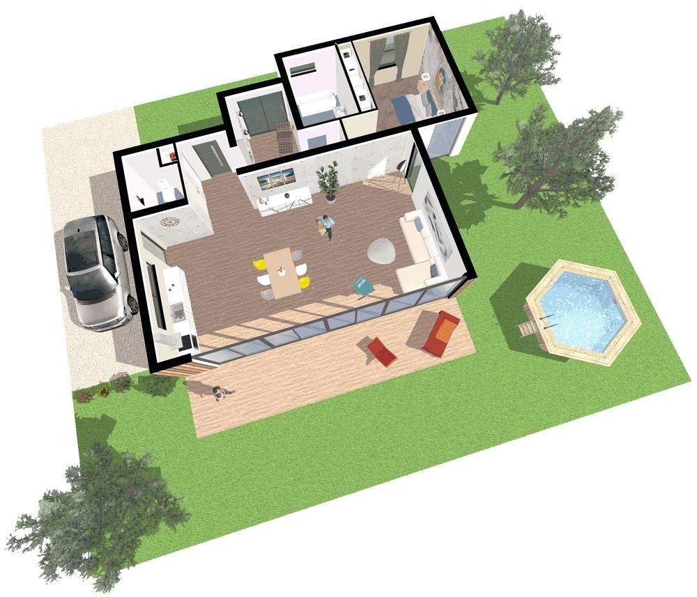 Maison Plan Plan Virtuelle Maison Gratuit Plan Maison Virtuel Home Design Software Best Home Design Software Floor Plans Online
