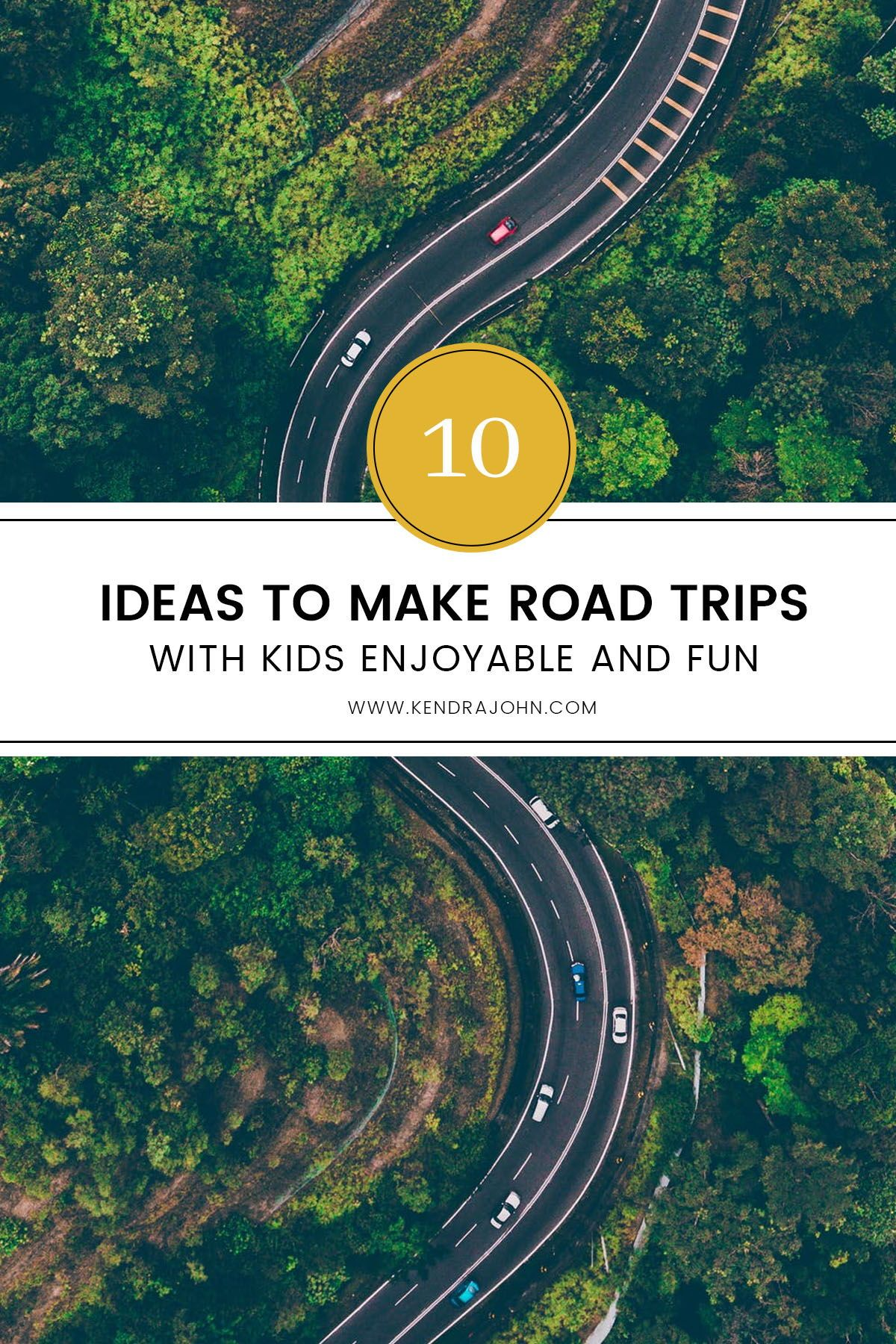 Ideas To Make Road Trips With Kids Fun And Enjoyable