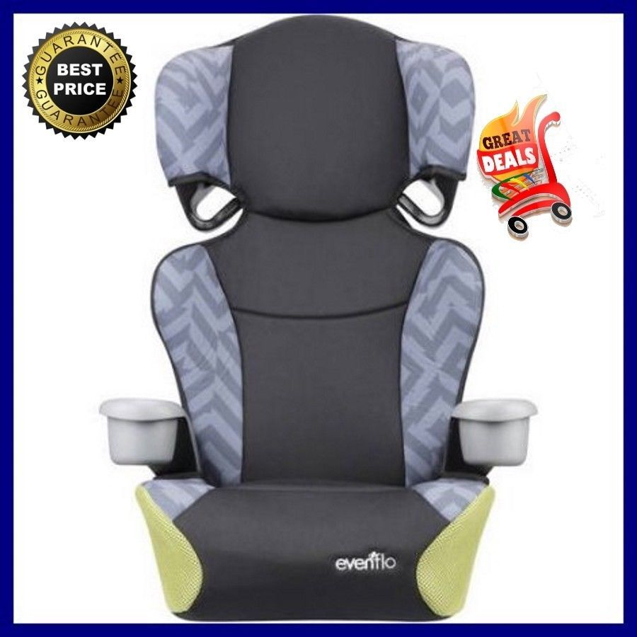 Baby Toddler Safety Booster Seat Car Convertible Infant