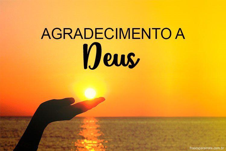 Frases De Agradecimento A Deus 3 Frases De Agradecimento