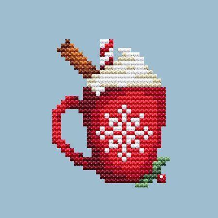 Merry Christmas — Shannon Christine Designs Cross Stitch Patterns