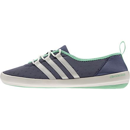 Adidas Outdoor ClimaCool Boat Sleek Water zapatos  mujer 's Super